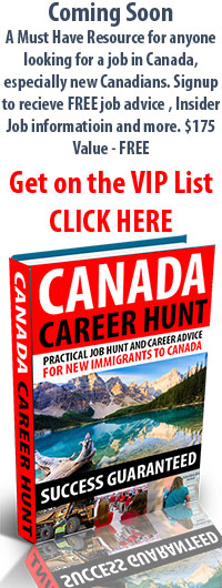 Canada Career Hunt